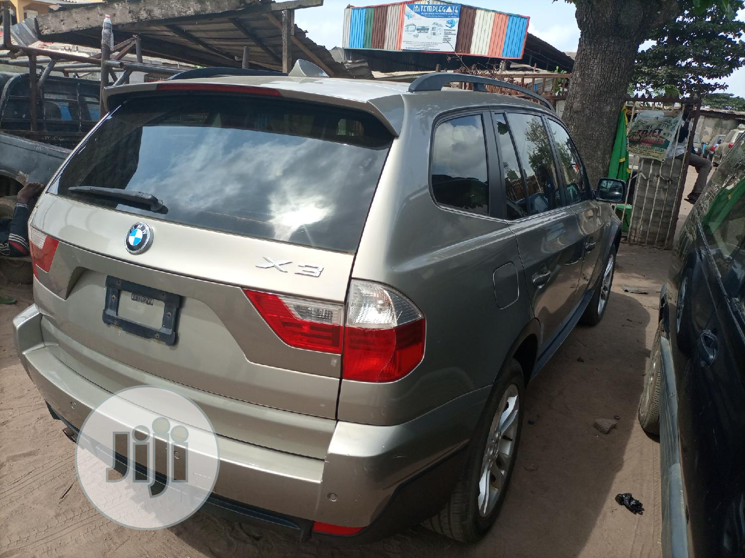 BMW X3 2007 Gold   Cars for sale in Agege, Lagos State, Nigeria