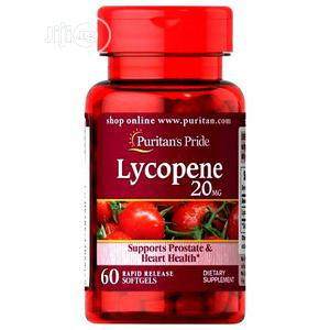 PURITANS PRIDE-LYCOPENE 20MG( Supports Prostrate Heart )   Vitamins & Supplements for sale in Lagos State, Ikoyi