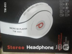 TM 803 Headset   Headphones for sale in Lagos State, Ikeja