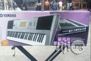 Yamaha Keyboard: Psr. E353 | Musical Instruments & Gear for sale in Lagos State, Mushin