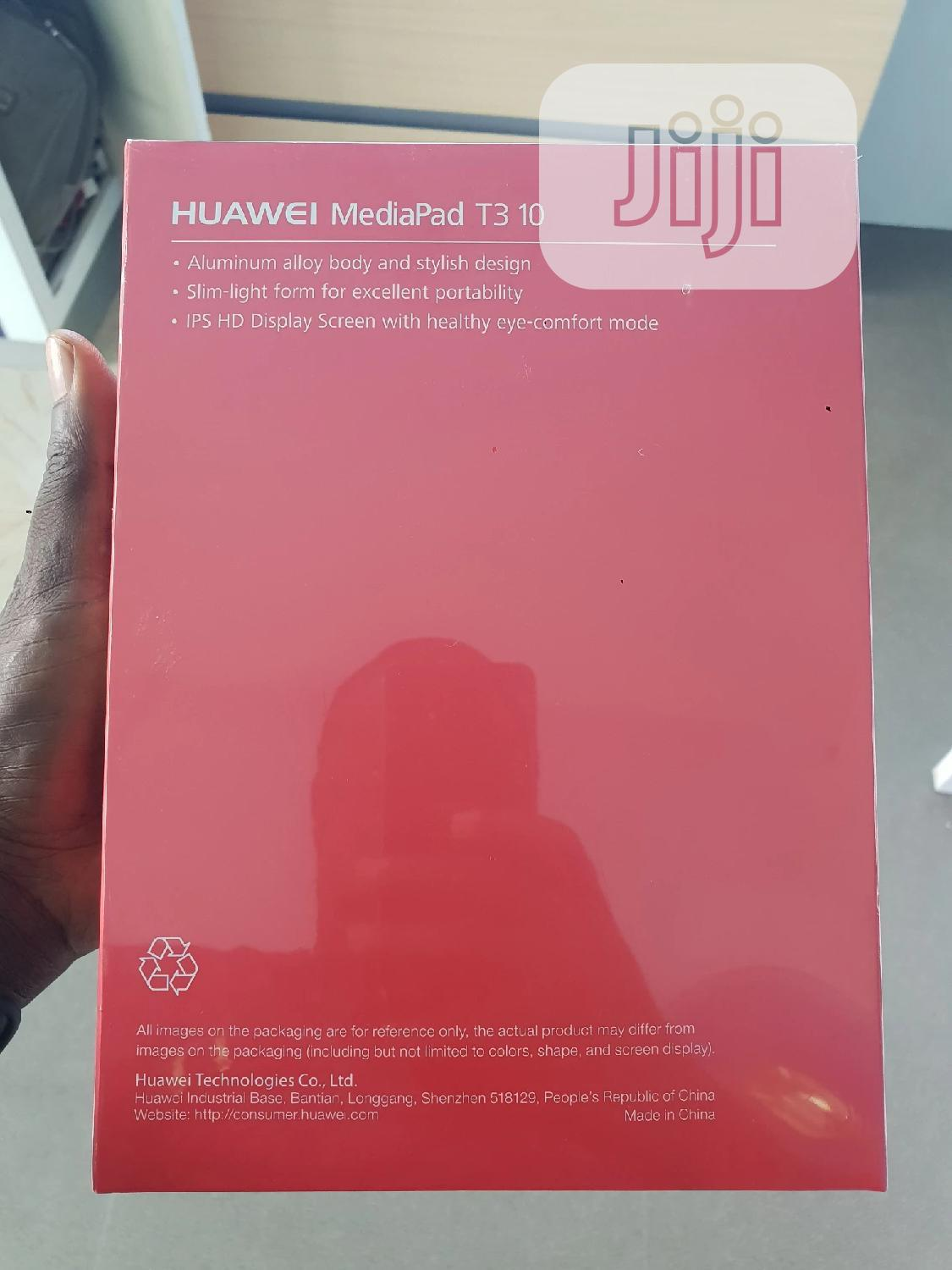 New Huawei MediaPad T3 10 16 GB Gray | Tablets for sale in Wuse 2, Abuja (FCT) State, Nigeria