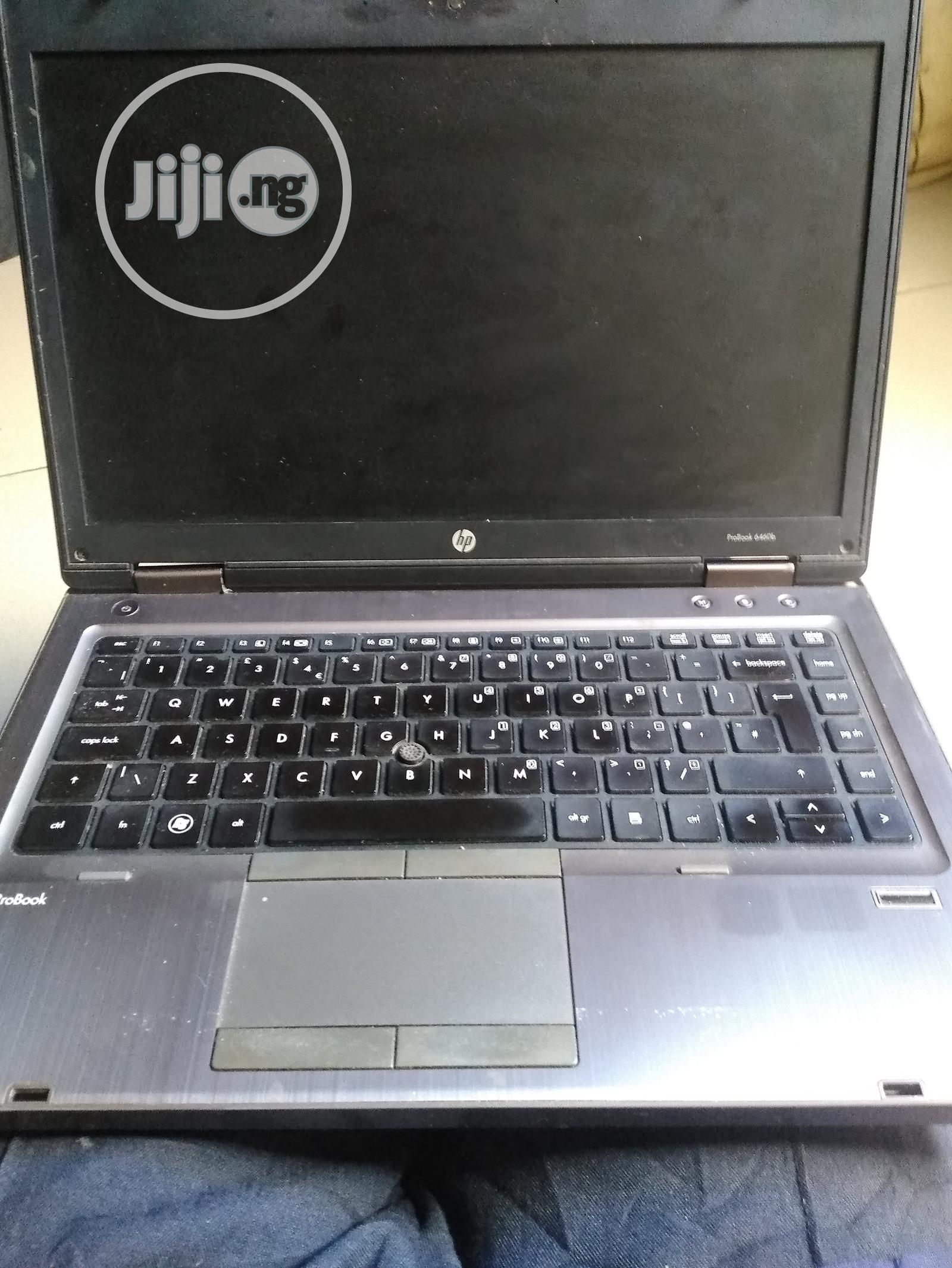 Laptop HP ProBook 6460B 4GB Intel Core I5 HDD 256GB | Laptops & Computers for sale in Ilorin West, Kwara State, Nigeria
