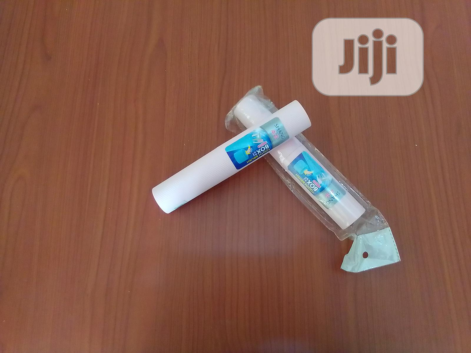 Archive: Tooth Brush Box