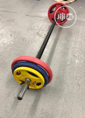 Olympic Barbell 20kg | Sports Equipment for sale in Lagos State, Lekki