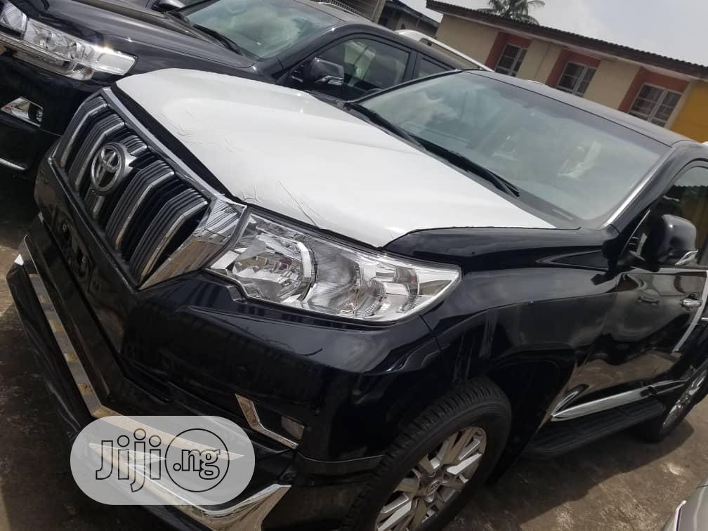 New Toyota Land Cruiser Prado 2018 GXR Black