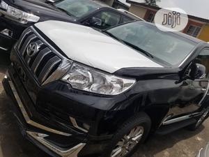 New Toyota Land Cruiser Prado 2018 GXR Black | Cars for sale in Lagos State, Surulere