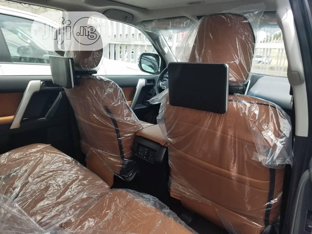New Toyota Land Cruiser Prado 2018 GXR Black   Cars for sale in Surulere, Lagos State, Nigeria