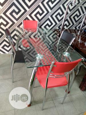 Glass Dinning Table   Furniture for sale in Lagos State, Ojo