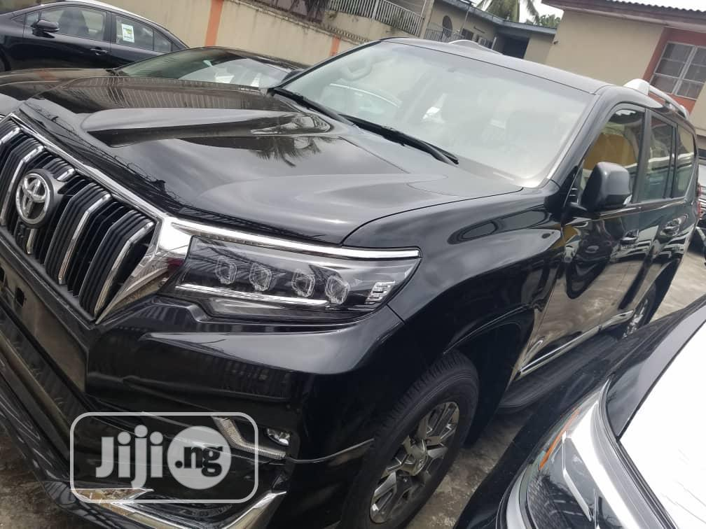 Toyota Land Cruiser Prado 2019 GXR Black