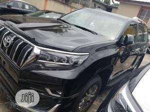 Toyota Land Cruiser Prado 2019 GXR Black | Cars for sale in Lagos State, Surulere