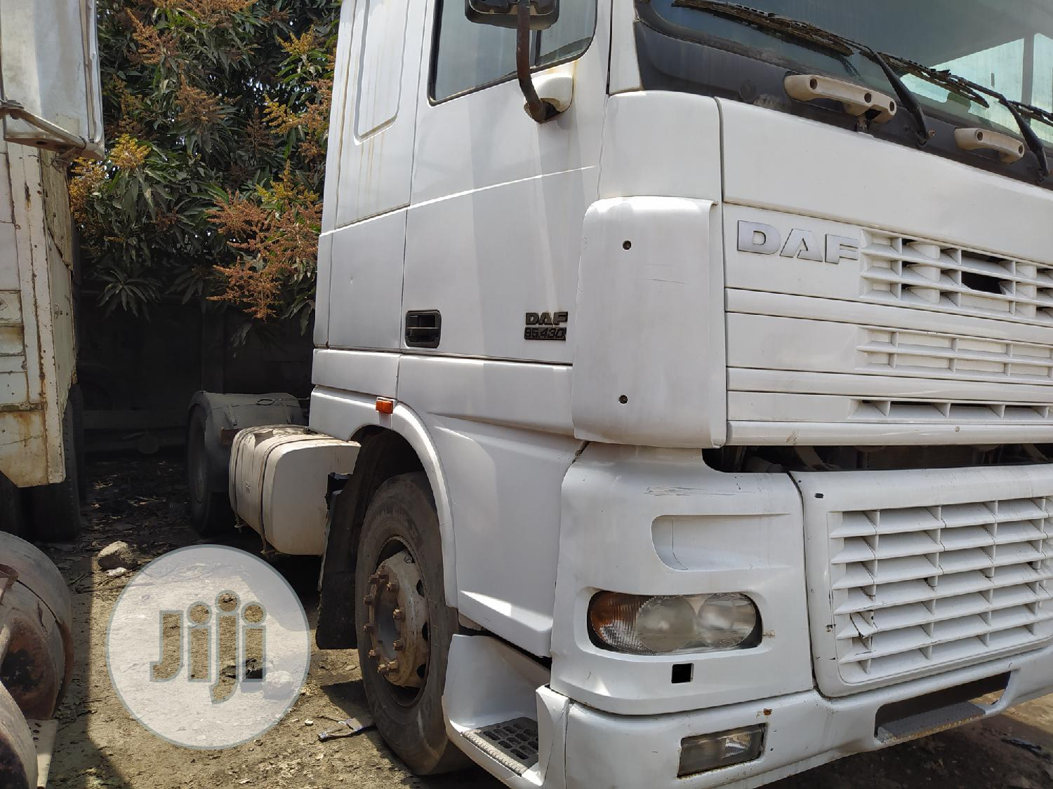 Archive: Newly Arrived Tokunbo Daf XF 95 430, With Sound Engine.