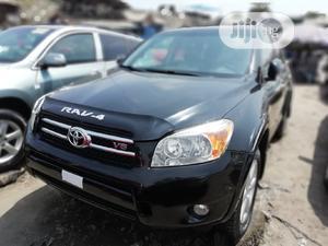 Toyota RAV4 2007 Black   Cars for sale in Lagos State, Apapa