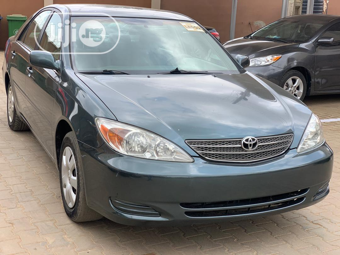 Toyota Camry 2003 Green   Cars for sale in Ikeja, Lagos State, Nigeria