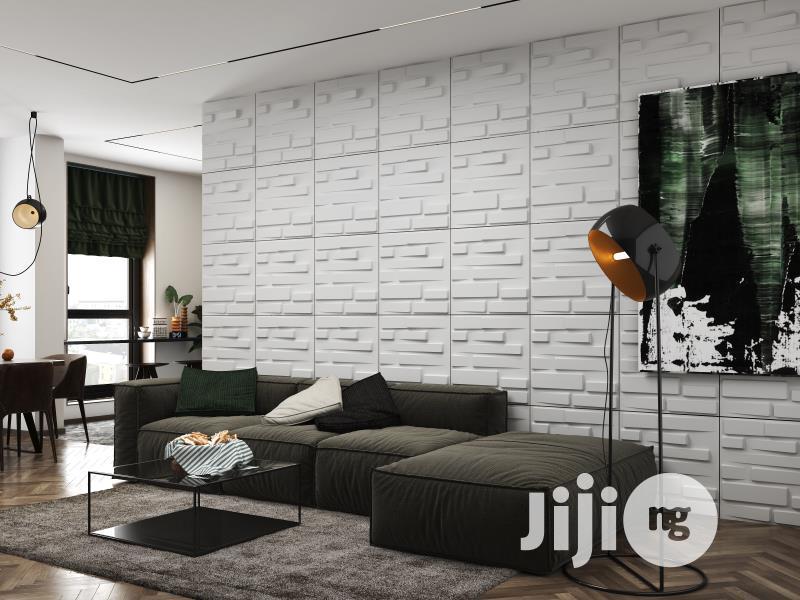 Luxury 3D Wall Panels