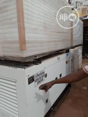 Perkins Soundproof Generator 20kva | Electrical Equipment for sale in Abuja (FCT) State, Asokoro