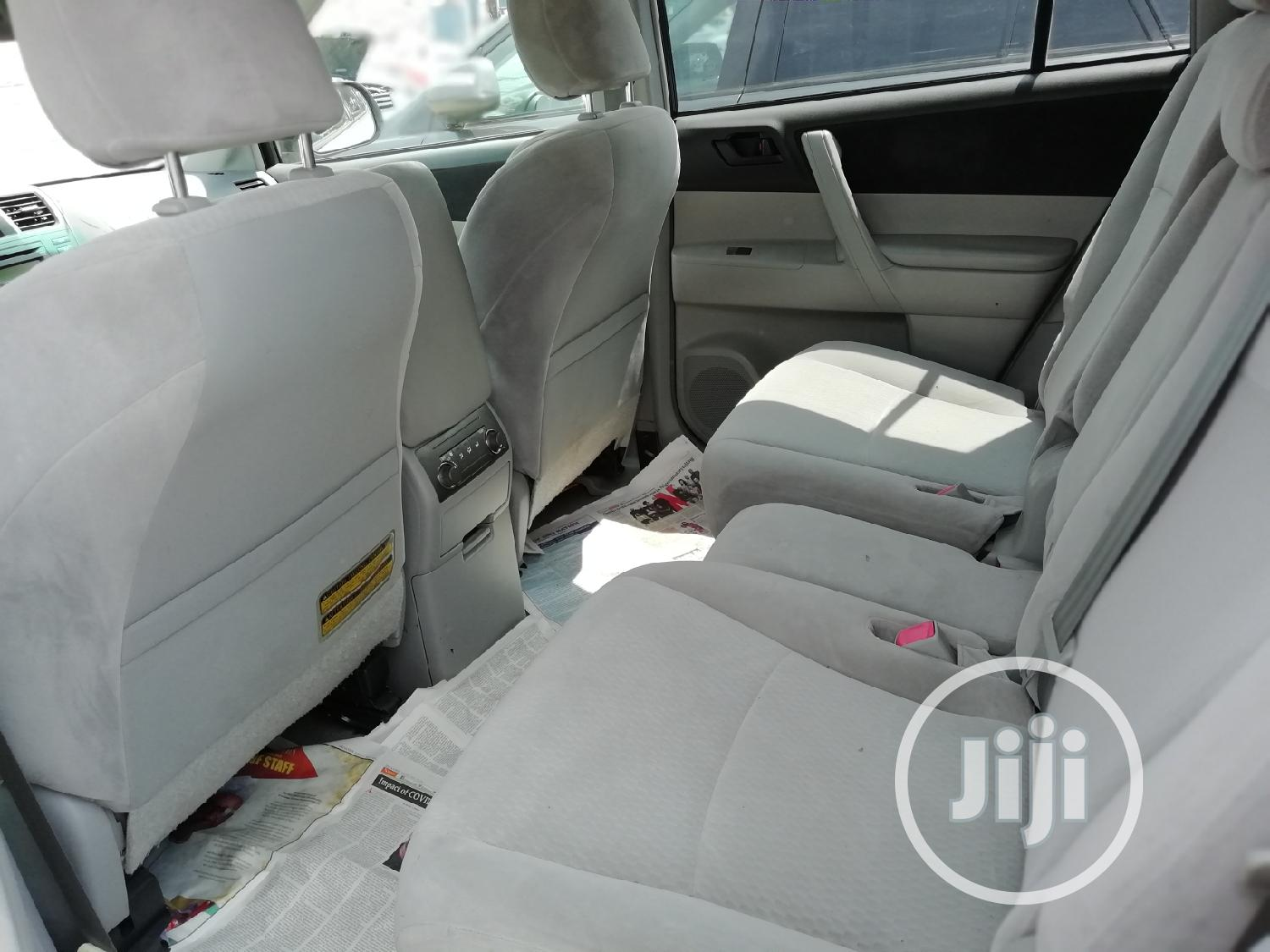 Toyota Highlander 2009 Limited Silver | Cars for sale in Apapa, Lagos State, Nigeria