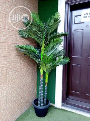 Artificial Palm Frond Plant For Decoration   Garden for sale in Lagos State, Ikeja