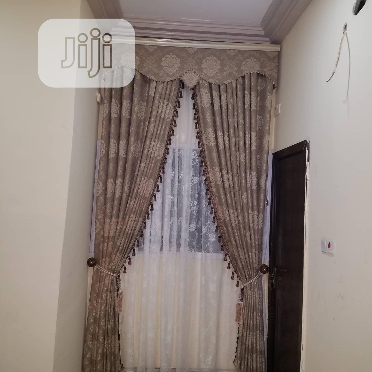 Curtain and Window Blinds | Home Accessories for sale in Guzape District, Abuja (FCT) State, Nigeria