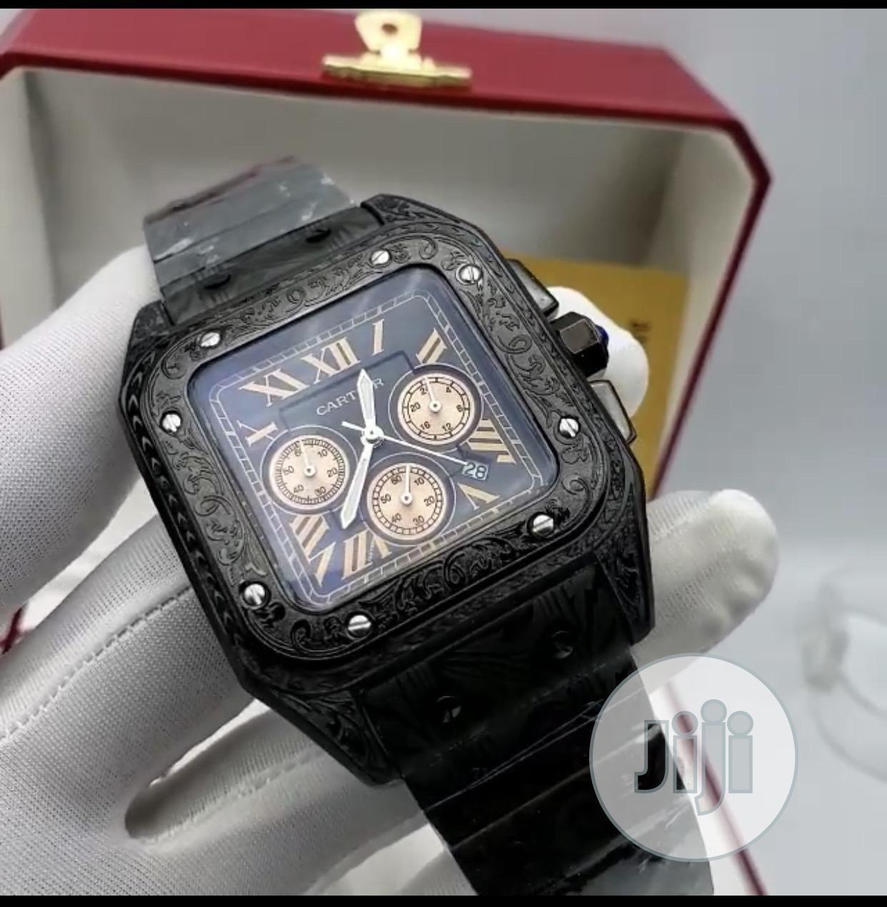 Premium Cartier Watch | Watches for sale in Lagos Island (Eko), Lagos State, Nigeria