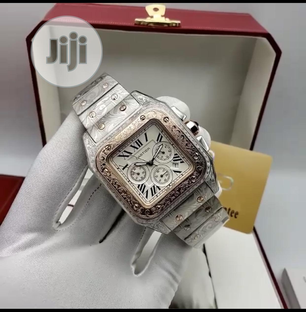Premium Cartier Watch