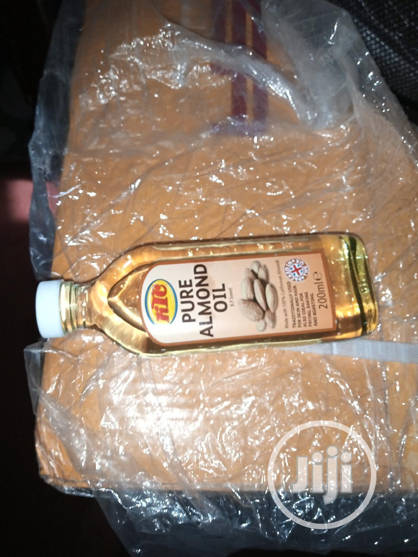Pure Almond Oil   Skin Care for sale in Gbagada, Lagos State, Nigeria