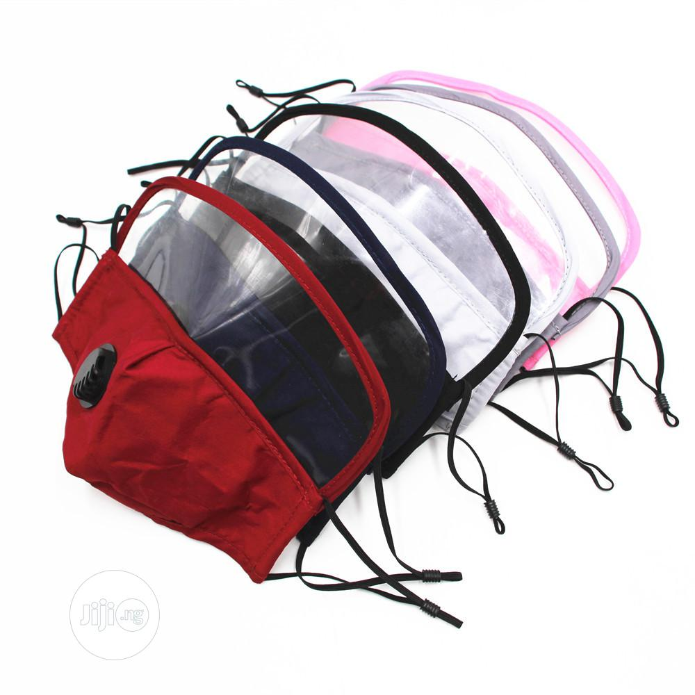 2 In 1 Face Shield   Safetywear & Equipment for sale in Lagos Island (Eko), Lagos State, Nigeria