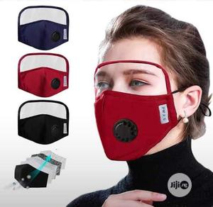 2 In 1 Face Shield   Safetywear & Equipment for sale in Lagos State, Lagos Island (Eko)