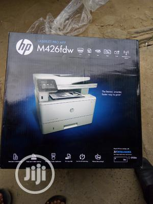 HP Laserjet Pro M426fdw All-in-one Printer | Printers & Scanners for sale in Lagos State, Ikeja