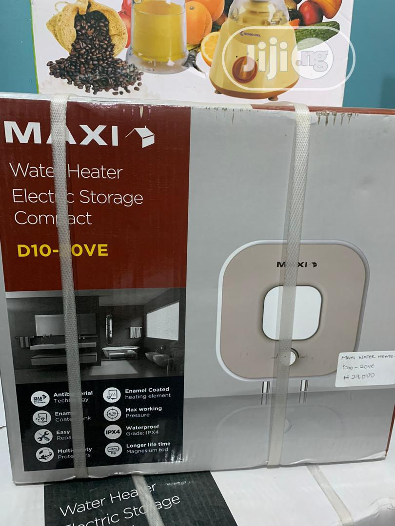 Maxi Bathroom Electric Water Heater 10 Litres