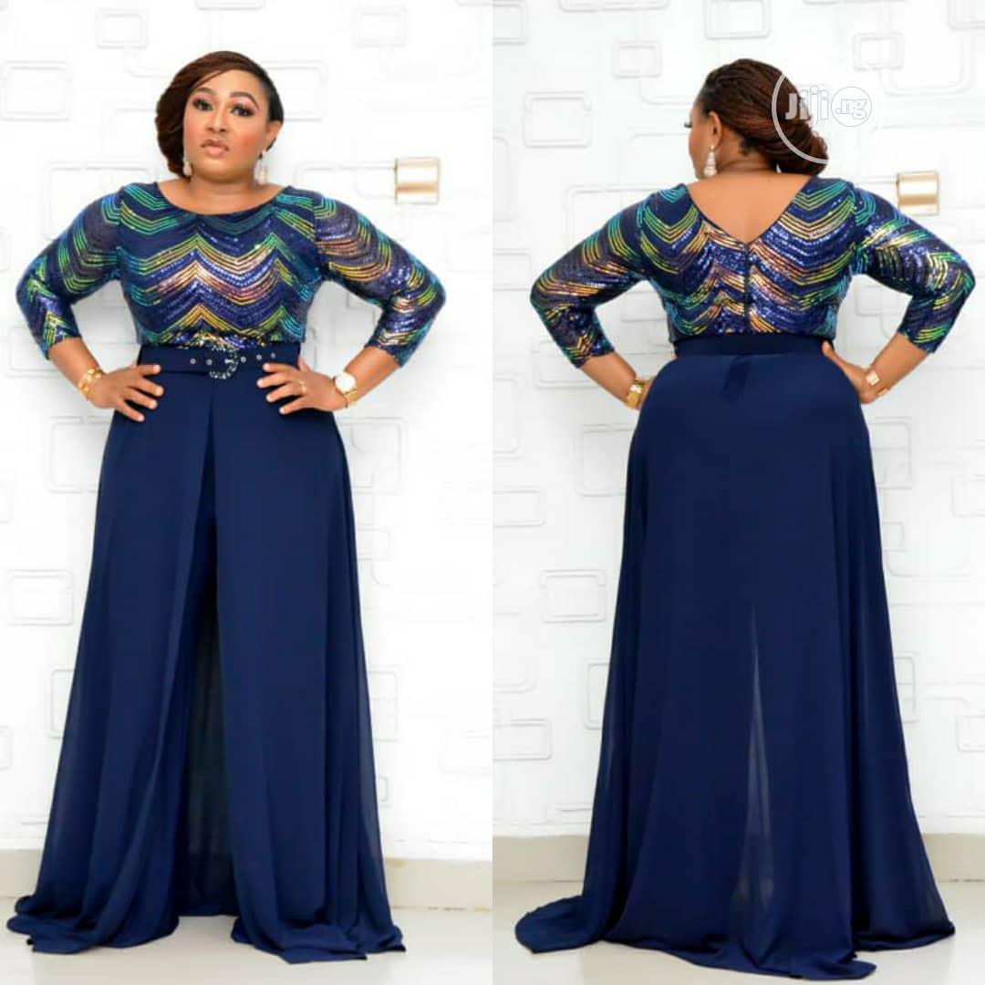 New Female Turkey Quality Long Gown | Clothing for sale in Lagos Island (Eko), Lagos State, Nigeria