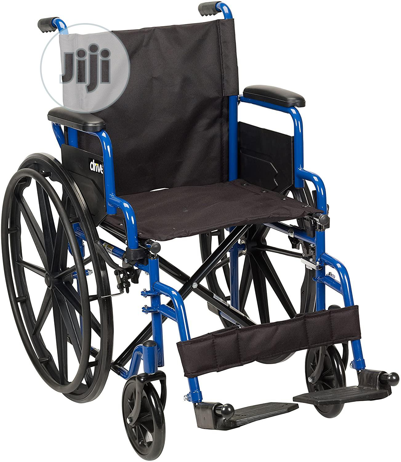 Medical Wheelchair | Medical Supplies & Equipment for sale in Alimosho, Lagos State, Nigeria