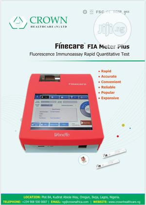 Finecare FIA Meter Plus | Medical Supplies & Equipment for sale in Lagos State, Ikeja