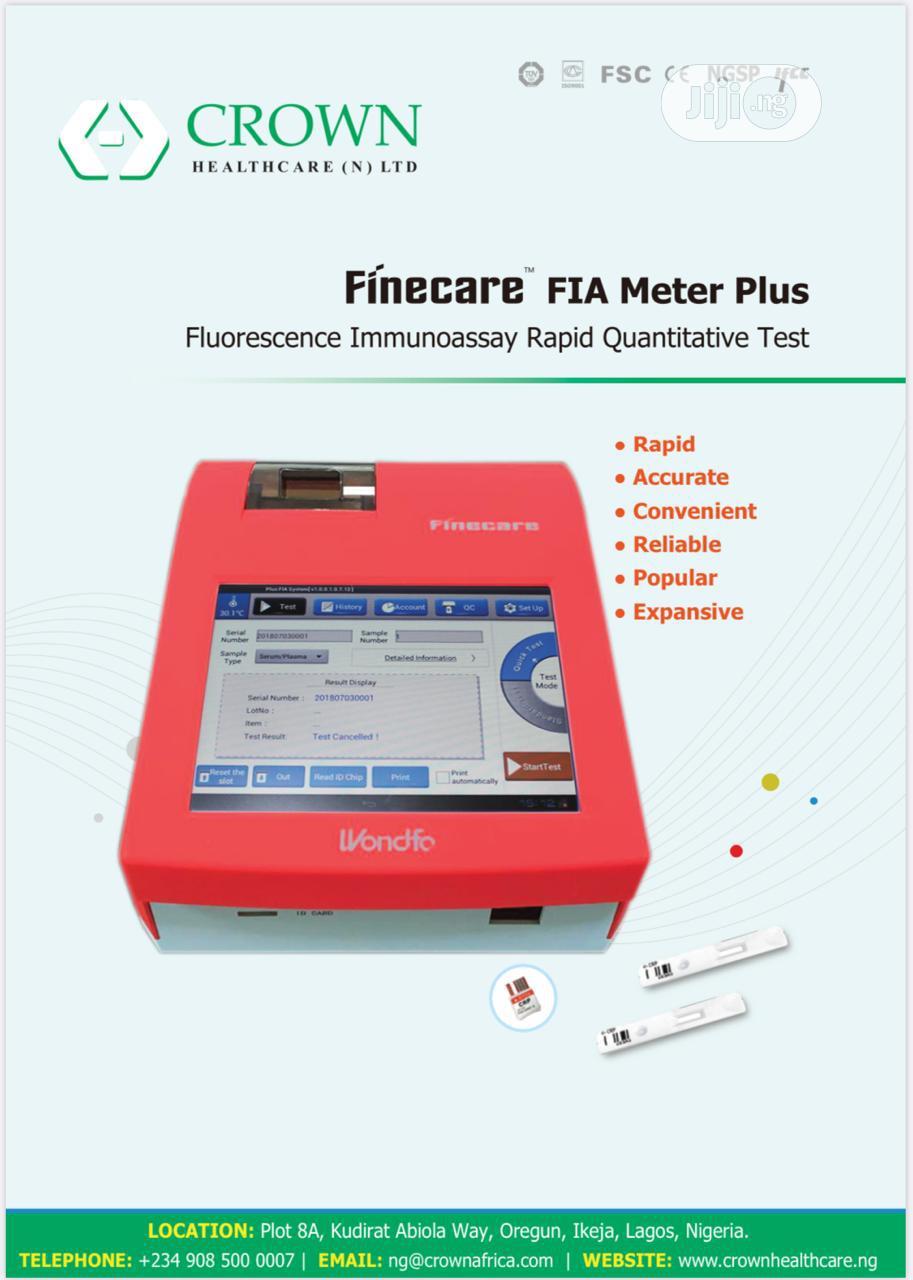 Finecare FIA Meter Plus