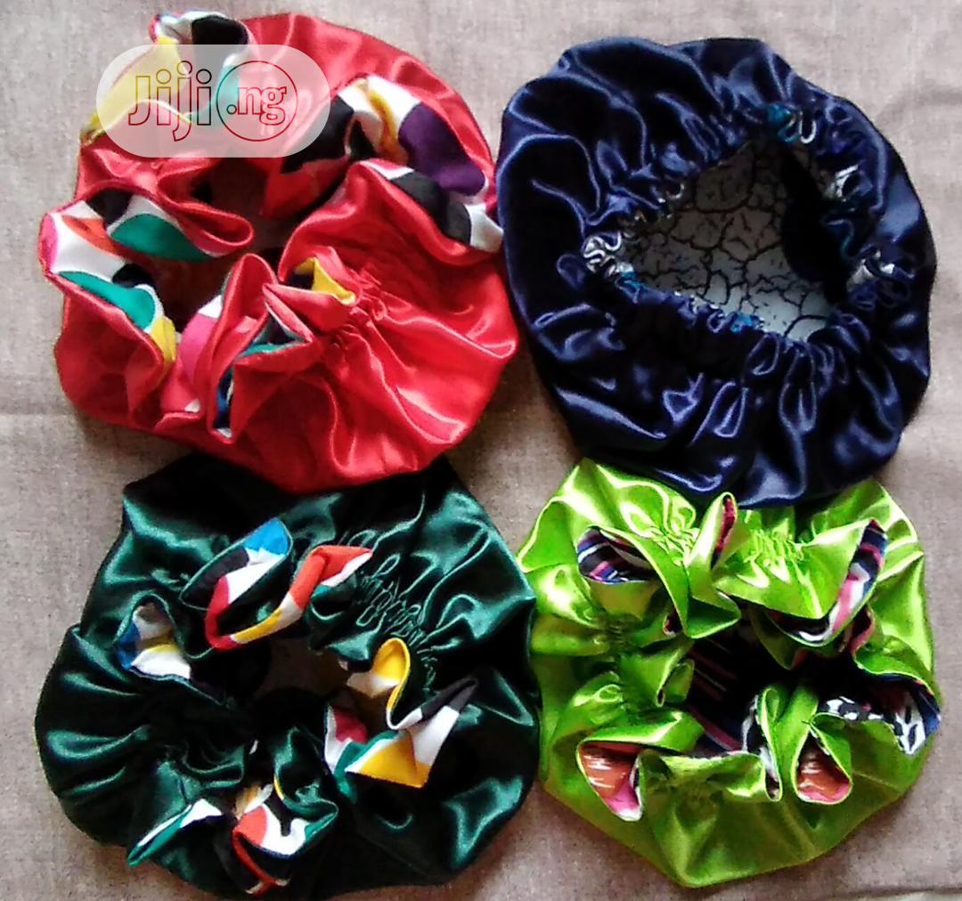 Archive: Satin Hair Bonnet For Wholesale