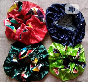 Satin Hair Bonnet For Wholesale | Clothing Accessories for sale in Abuja (FCT) State, Apo District