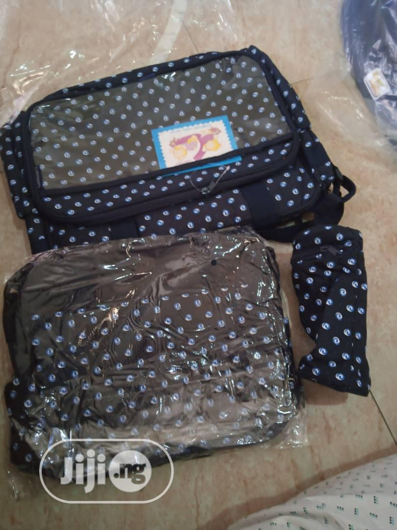 Archive: 3 In 1 Maternity Mother's Baby Diapers Bag