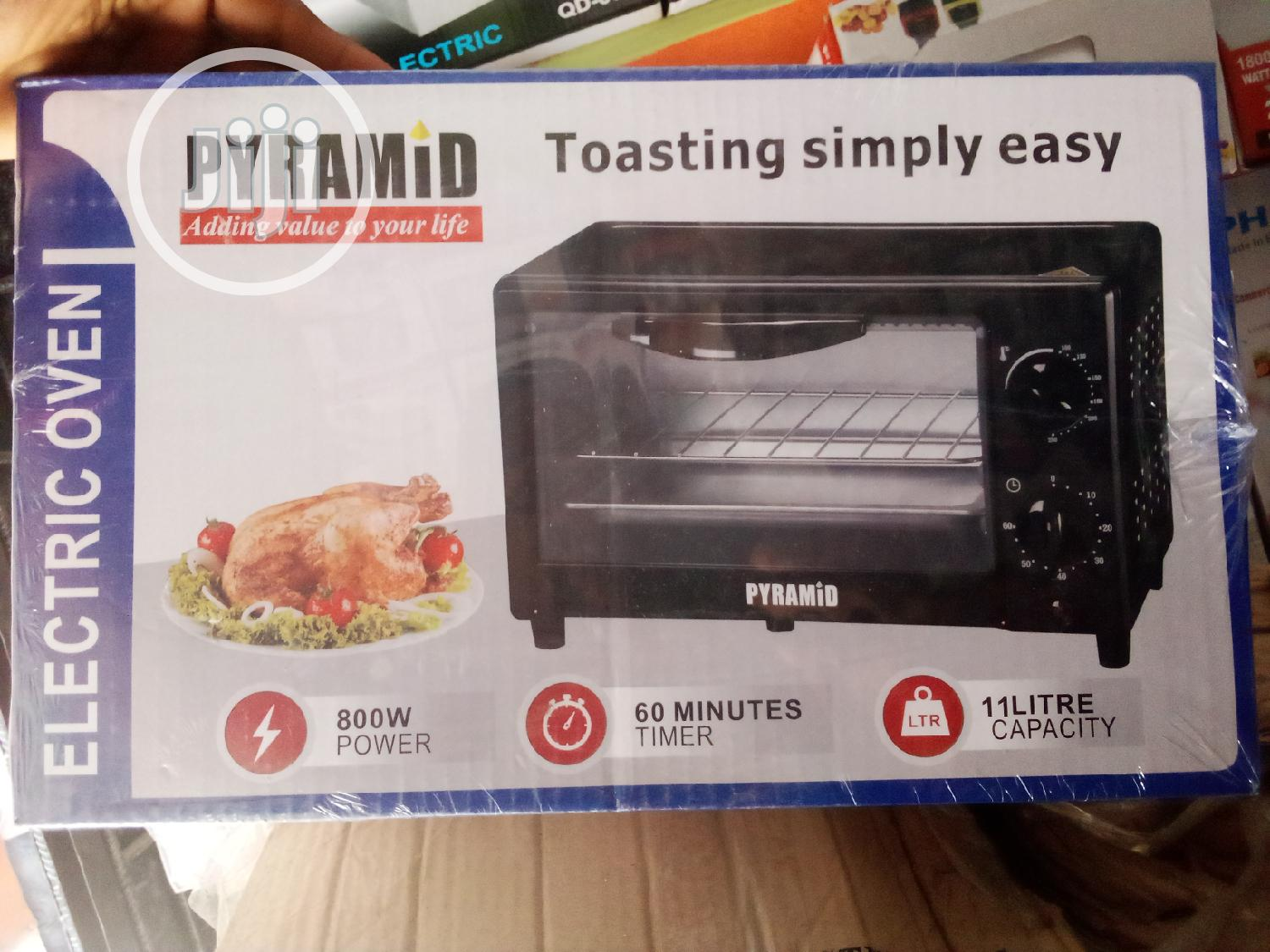Pyramid 11litre Electric Oven