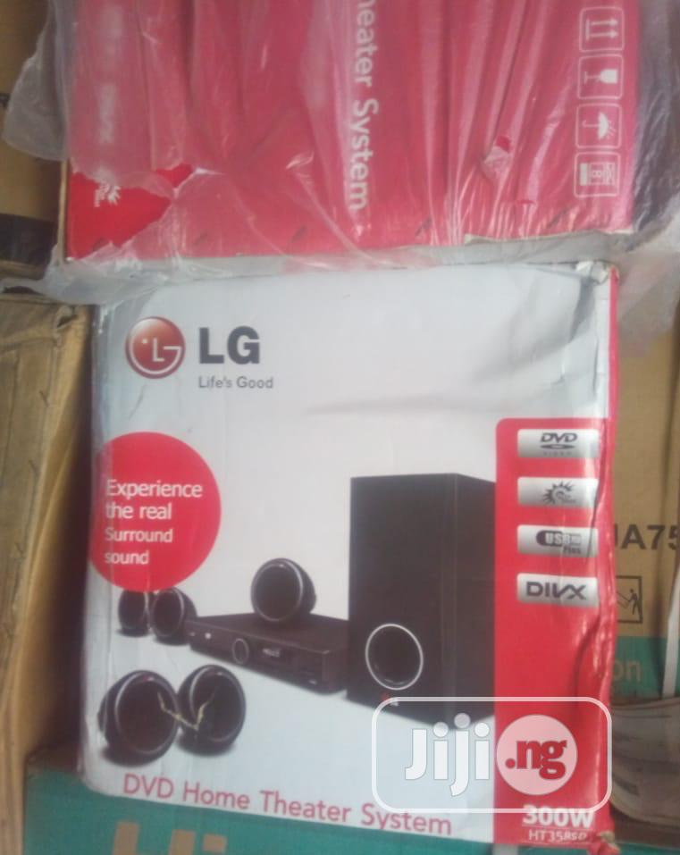 LG H-358SD 300w Home Theater System