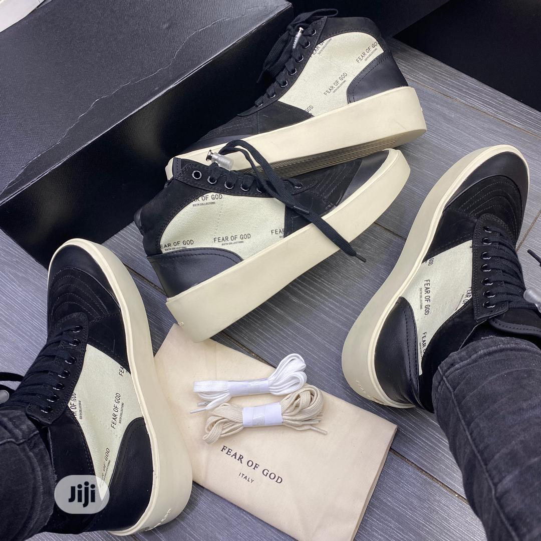 Fear of God 2020 Sneakers Designs   Shoes for sale in Surulere, Lagos State, Nigeria
