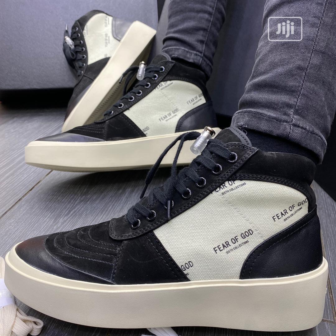 Fear of God 2020 Sneakers Designs