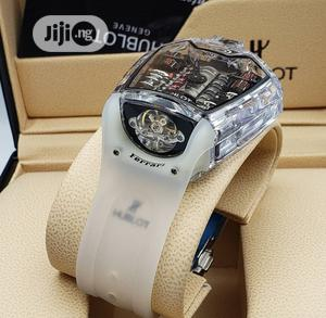 High Quality Hublot Rubber Strap Watch | Watches for sale in Oyo State, Ibadan