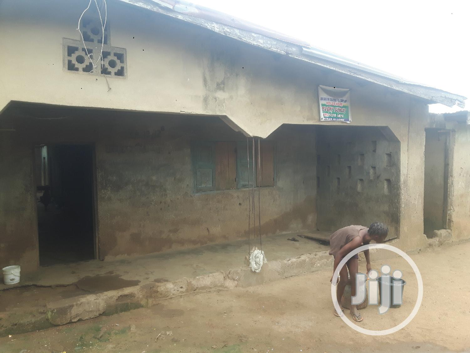Archive: House For Sell In Sango Ota Need Renovation