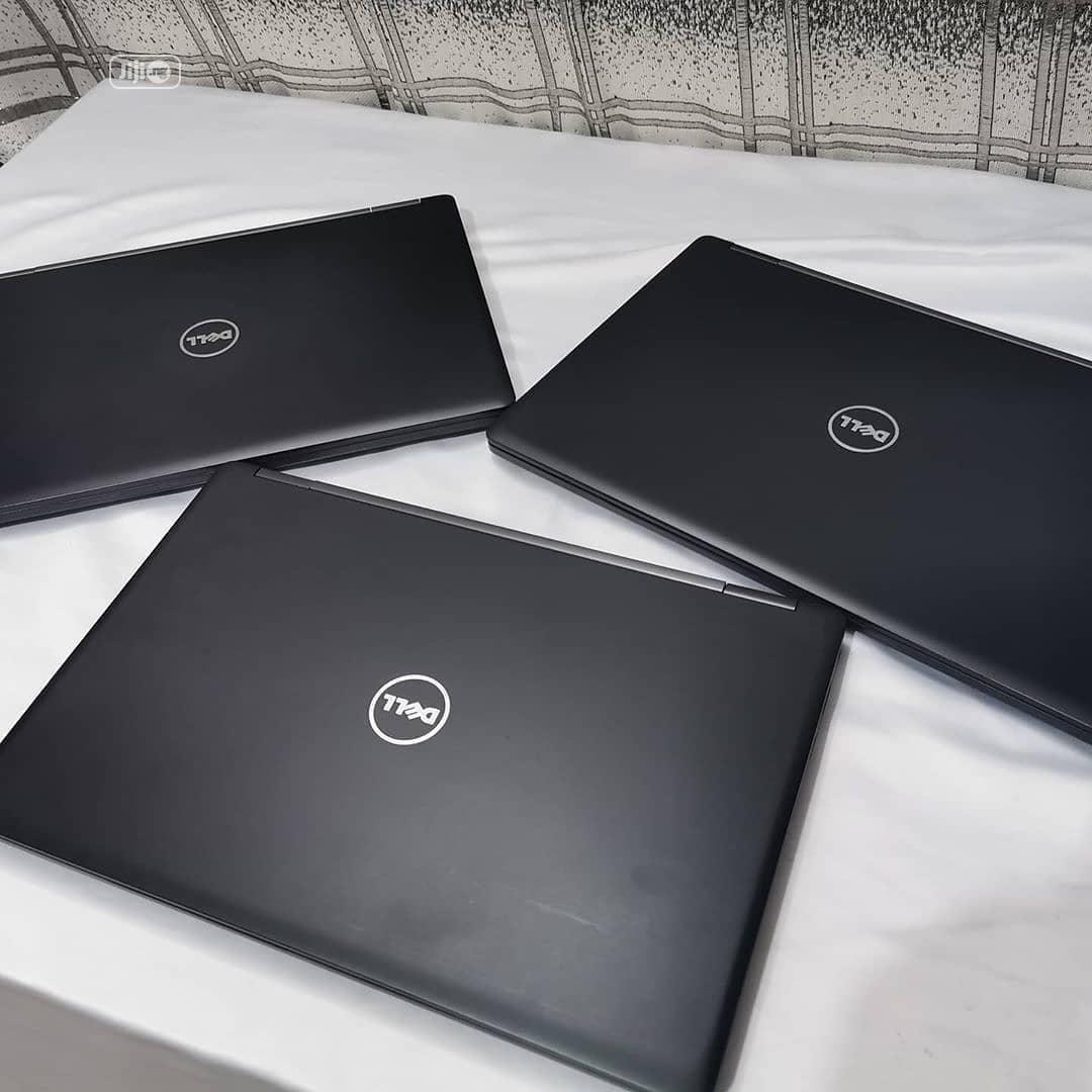 Laptop Dell Precision 3520 16GB Intel Core I7 SSD 512GB