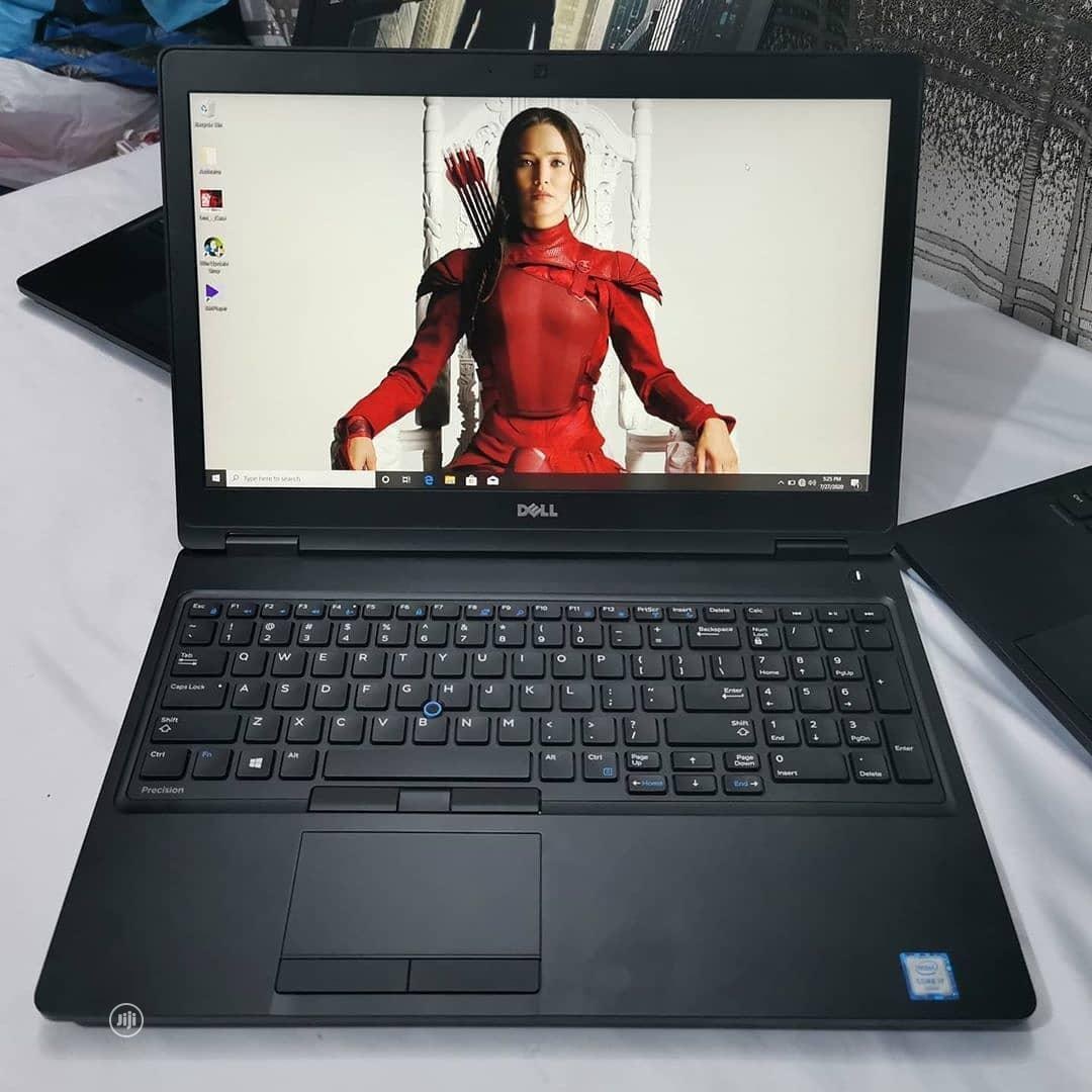 Laptop Dell Precision 3520 16GB Intel Core I7 SSD 512GB | Laptops & Computers for sale in Ikeja, Lagos State, Nigeria