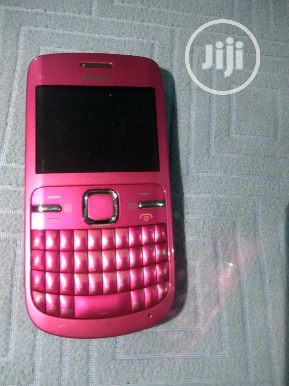 Archive Nokia C3 Pink In Agboyi Ketu Mobile Phones Uthman Hamzat Jiji Ng
