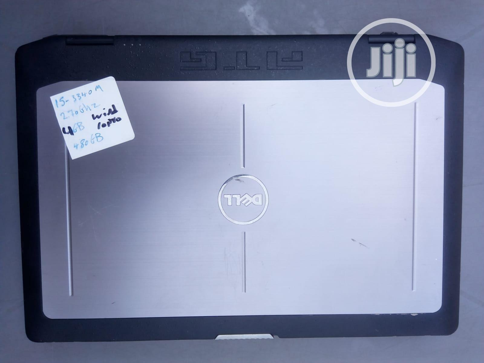 Archive: Laptop Dell Latitude E6430 4GB Intel Core i5 HDD 500GB