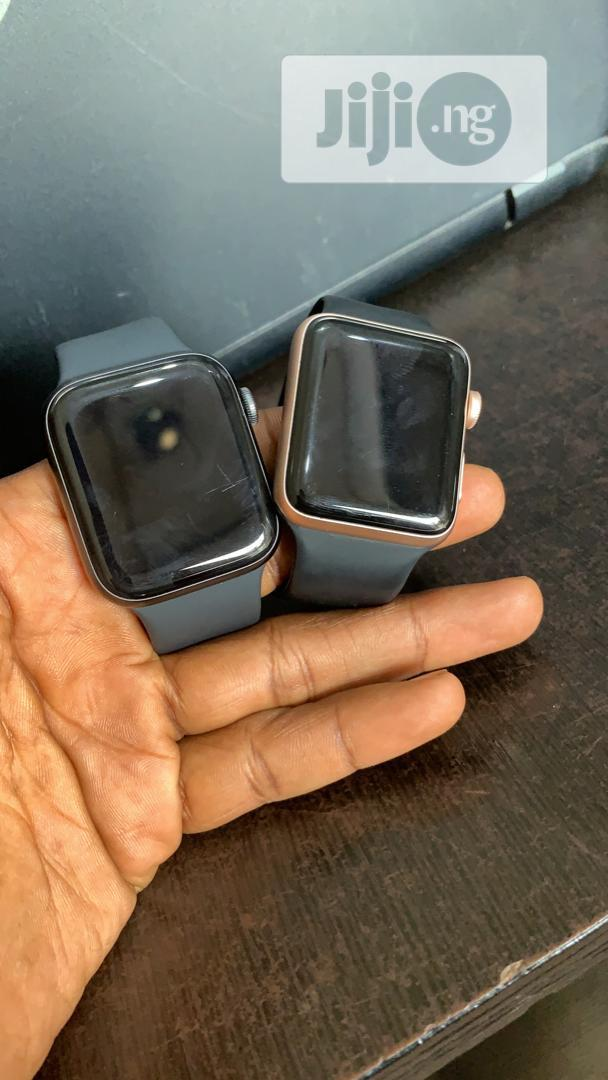 Iwatch Series 5 44mm | Smart Watches & Trackers for sale in Ilorin East, Kwara State, Nigeria