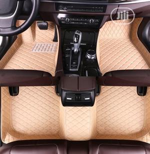 Cream Leather Car Floor Foot Mat | Vehicle Parts & Accessories for sale in Lagos State, Lagos Island (Eko)