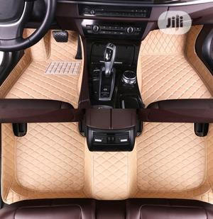 Foot Cream Leather Car Floor Mat | Vehicle Parts & Accessories for sale in Lagos State, Ikeja