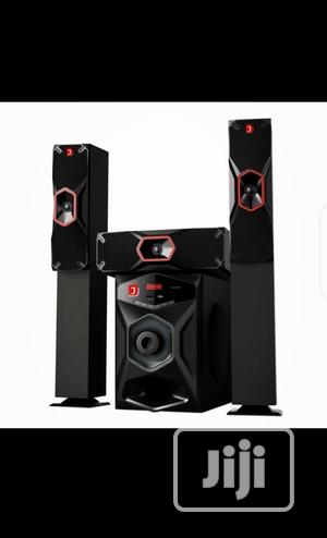 Djack Heavy Duty Bluetooth Home Theater System Dj 3031djack. | Audio & Music Equipment for sale in Lagos State, Ojo